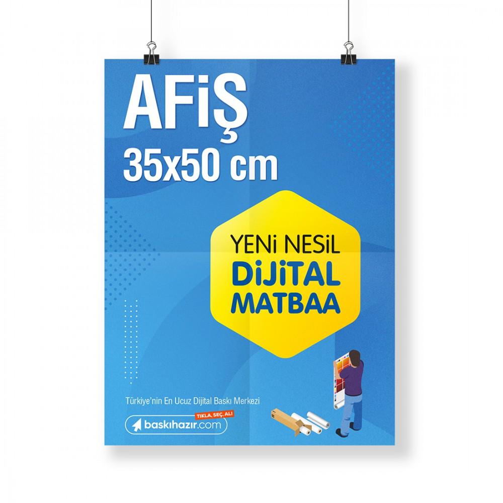 Afiş / Poster 35x50 cm