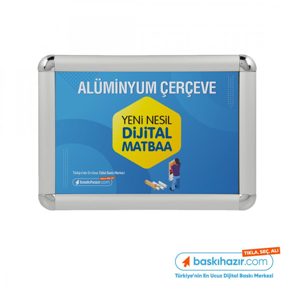 Display Şipşak Opti Alüminyum Çerçeve