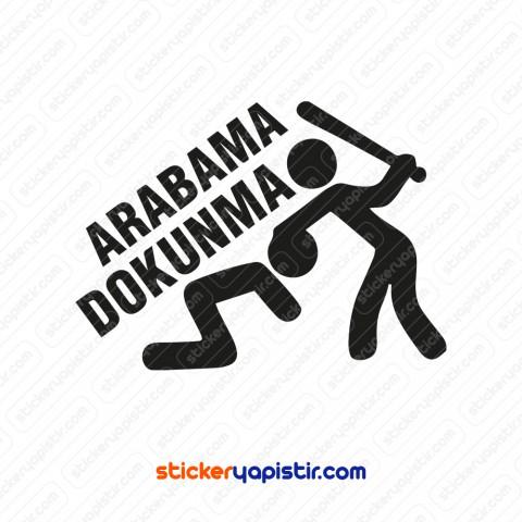 Arabama Dokunma Sticker