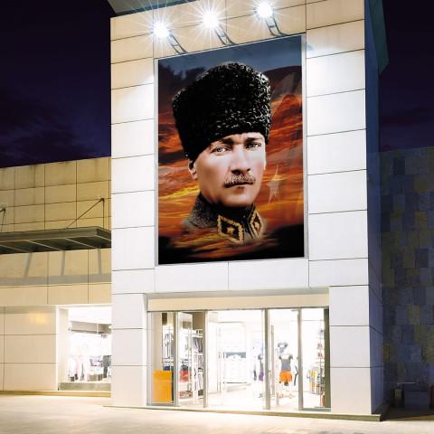 Atatürk Posteri 70x105 cm