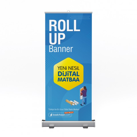 Roll Up Banner ( Çantalı )