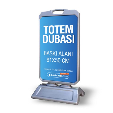 Totem Reklam Dubası