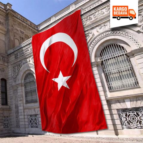 Türk Bayrağı 400x600 cm