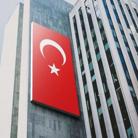 Türk Bayrağı 600x900 cm